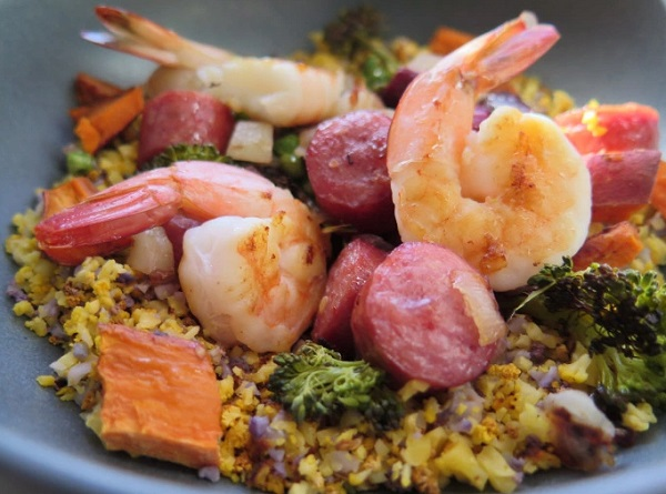AIP Friendly Paella