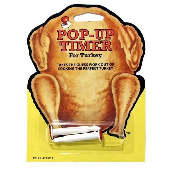 Pop-Up Timer For Turkeys