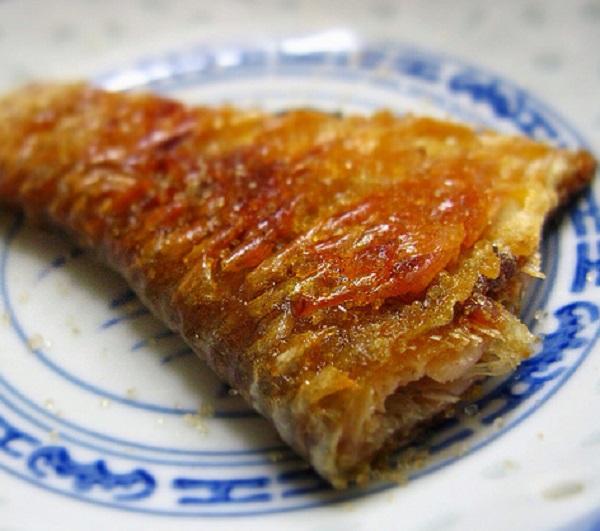 Chinese Pan Fried Salted White Herring