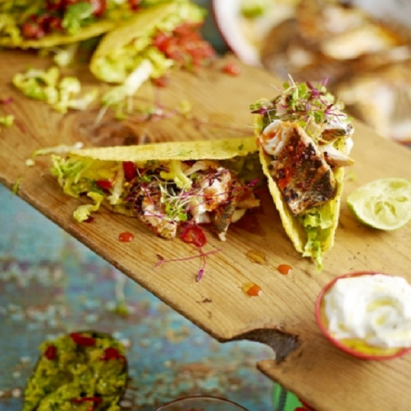 Herring Tacos