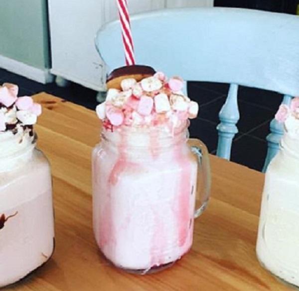 Dolly Mixture Milkshake