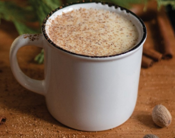 Keto-Friendly Eggnog