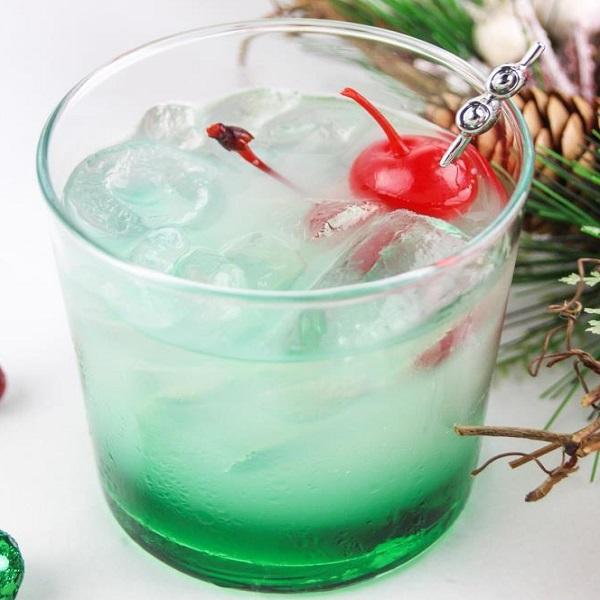 Mistletoe Mocktail