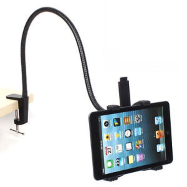 Gooseneck Kitchen Tablet Holder