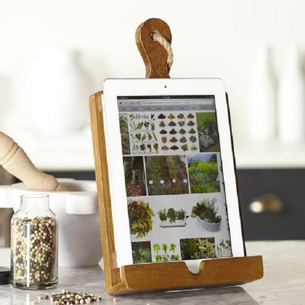 Cuisine Tablet and Recipe Book Holder