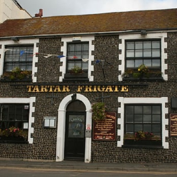 The Tartar Frigate, Harbour St, Broadstairs