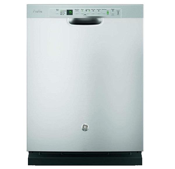 "GE PDF820SSJSS 24"" Stainless Steel Dishwasher"