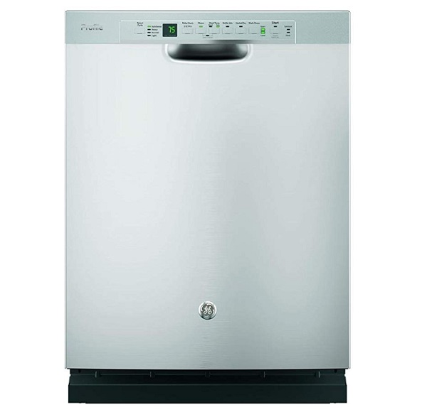 "GE PDF820SSJSS 24"" Stainless Steel Dishwasher"