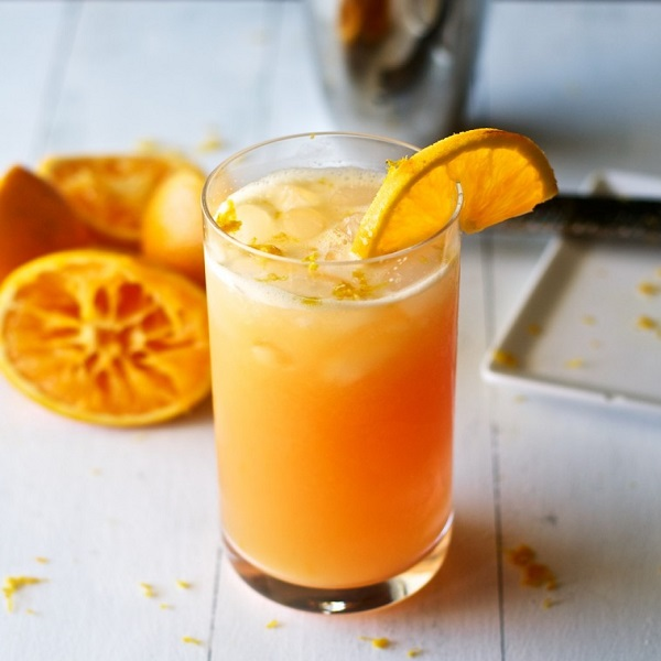 Orange Cocktail