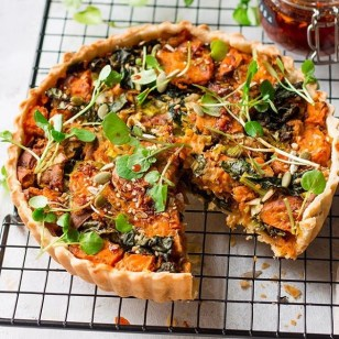 Ten Recipes for Savoury Tarts That Might Change Mealtimes Forever (10)