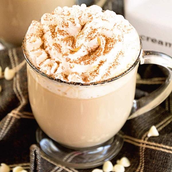 White Chocolate Latte