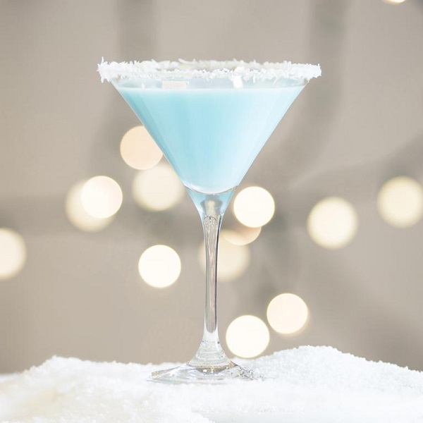 Coconut Snowball Martini