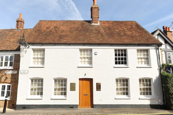 The Fat Duck, High St, Bray