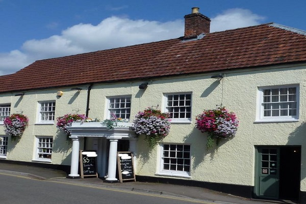 The Falcon Steakhouse, Church St, Wotton-under-Edge