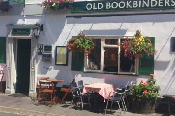 The Old Bookbinders Ale House, Victor St, Oxford