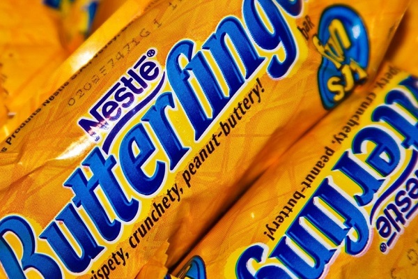 Ten Amazing Things You Can Make With a Butterfinger Candy Bar
