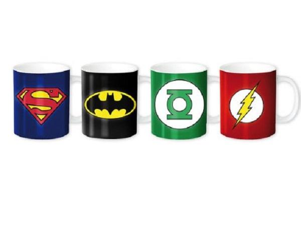 DC Comics Mug Set