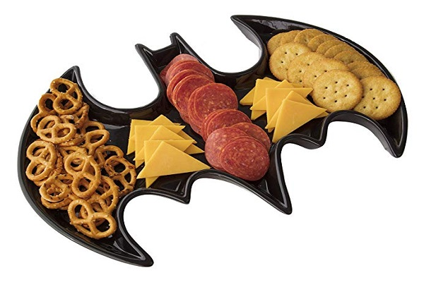 DC Comics Batman Ceramic Serving Platter