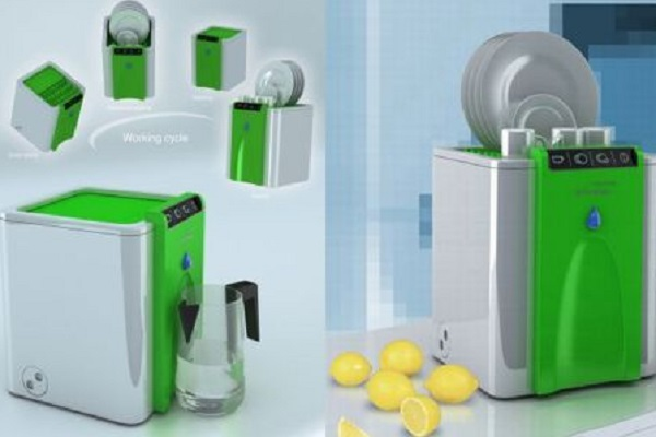 Gota Countertop Dishwasher