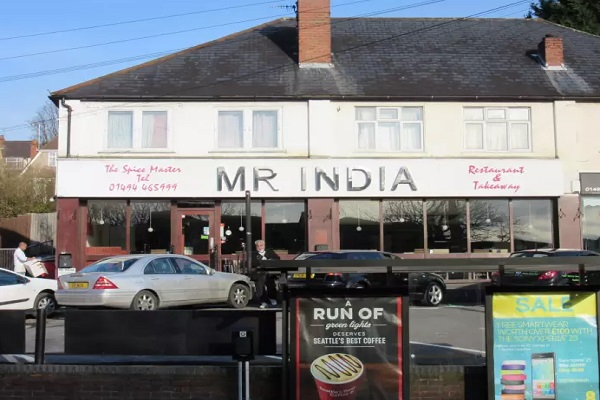 Mr India - The Spice Master, Loudwater, High Wycombe