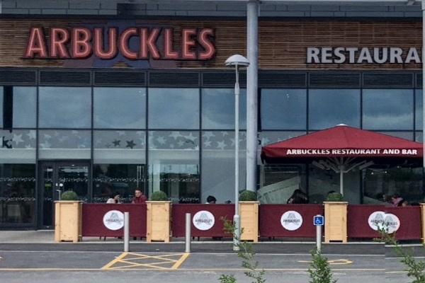 Arbuckles Restaurant, Downham Rd, Ely