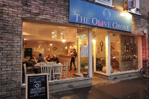 The Olive Grove, Regent St, Cambridge