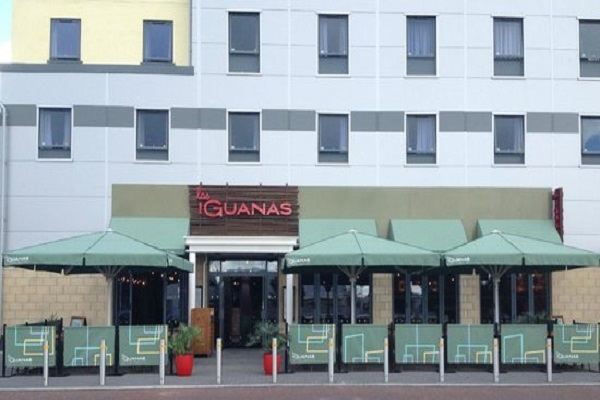 Las Iguanas Cheshire Oaks, Coliseum Leisure Park, Cheshire Oaks Way