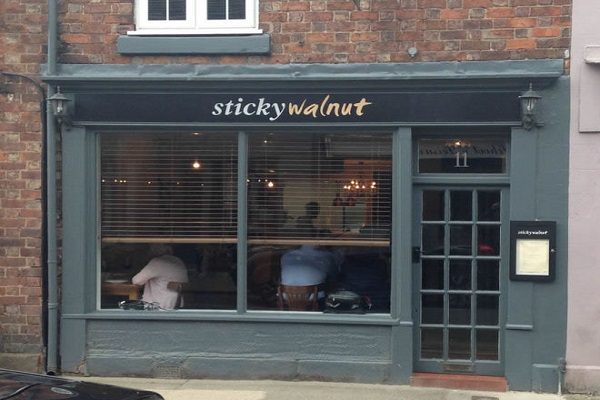 Sticky Walnut, Charles Street, Chester