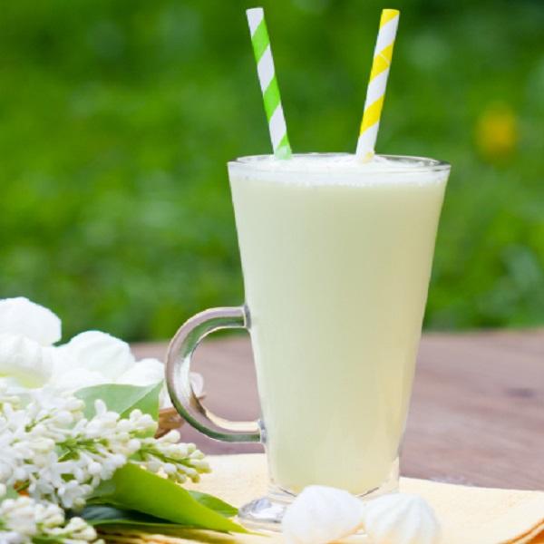 Goat Milk Vanilla Milkshake