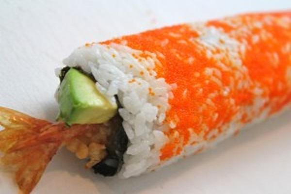 Mexican Sushi Roll
