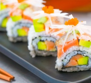 Ten Recipes for Sushi Rolls the Whole Family Will Enjoy