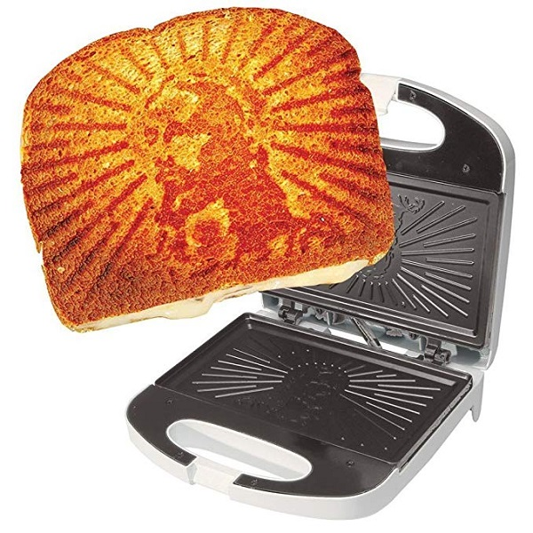 The Grilled Cheesus Grilled Cheese Sandwich Toaster