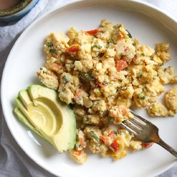 Colombian Scrambled Eggs