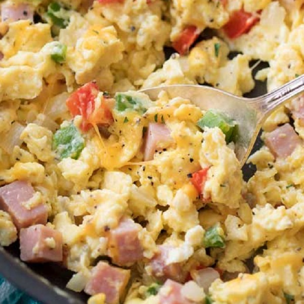 Denver Scrambled Eggs