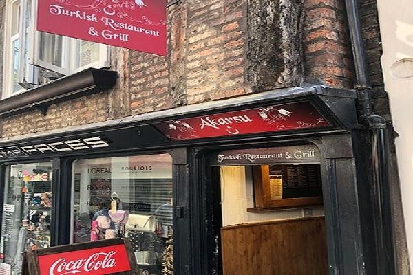 Akarsu Turkish Restaurant & Grill, Silver Street, Durham