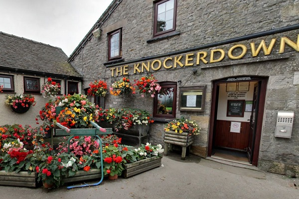 The Knockerdown Inn and Restaurant, Knockerdown, Ashbourne