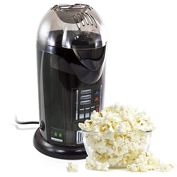 Official Darth Vader Hot Air Popcorn Popper