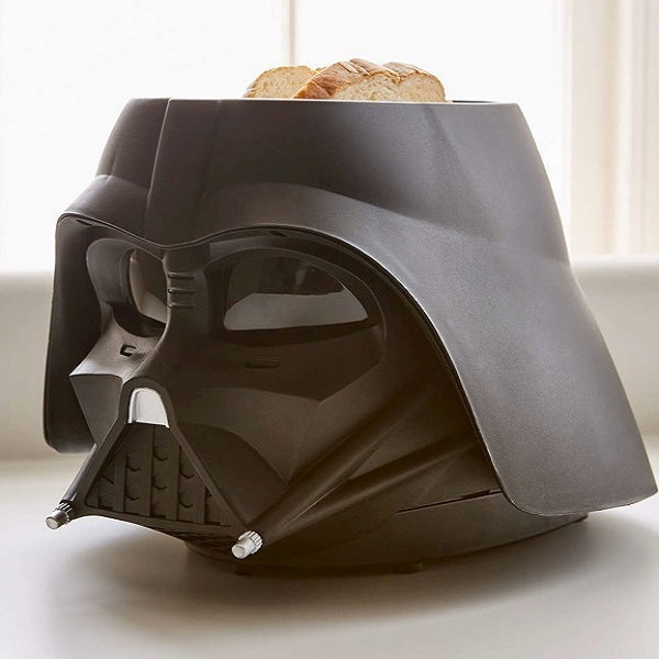 Official Darth Vader 2 Slice Toaster