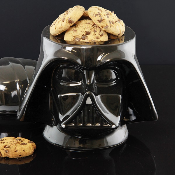 Official Darth Vader Cookie Jar