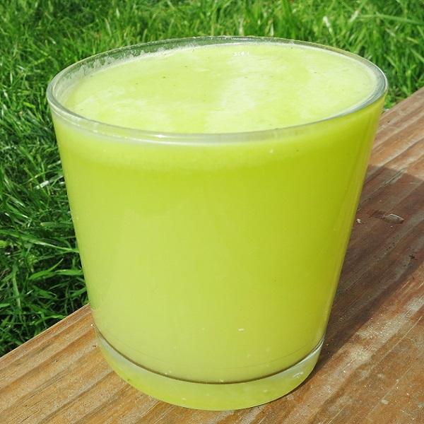 Pineapple-Green-Apple Juice