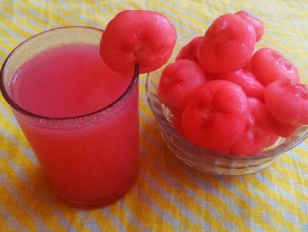 Apple & Chambakka Juice