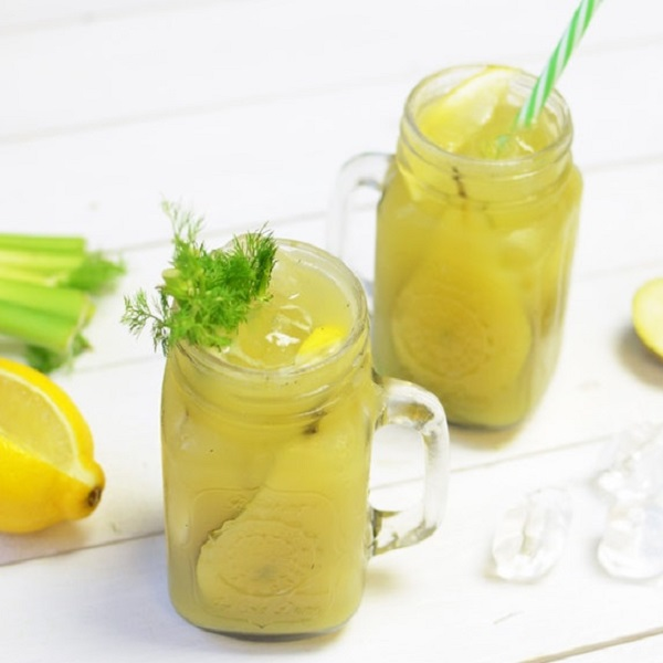 Fennel Apple Juice