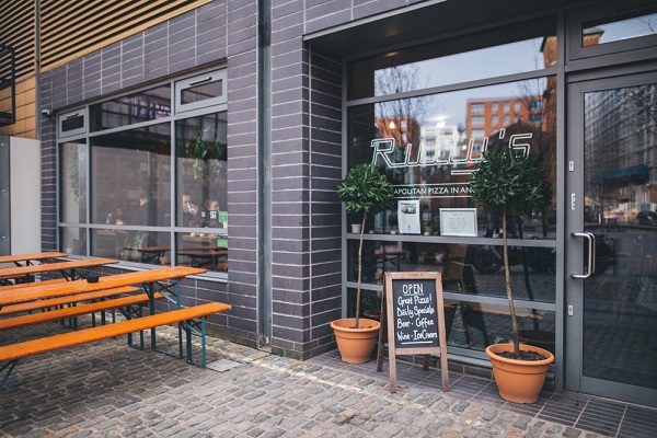 Rudy's Neapolitan Pizza - Ancoats, Cotton Street, Manchester