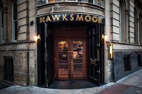 Hawksmoor Manchester, Deansgate, Manchester