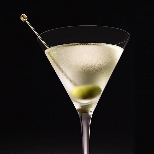 Martini (Shaken Not Stirred)