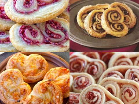Ten Different Ways to Make Palmiers and All the Recipes You Need