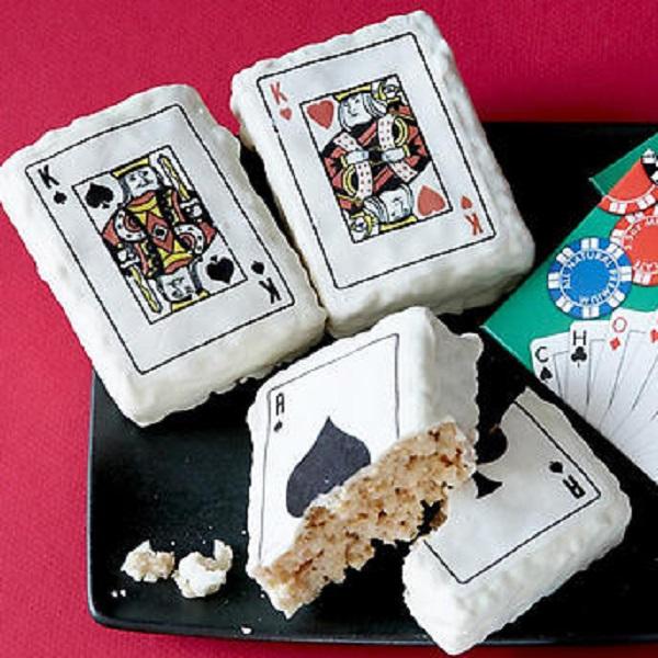 Rice Krispie Square Deck Cards