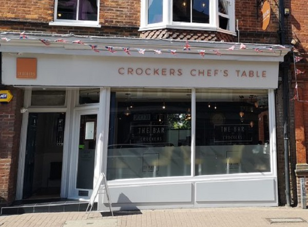 Crockers Chef's Table, High Street, Tring