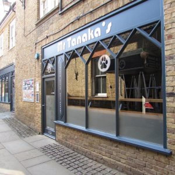 Mr Tanaka's, Post Office Walk, Hertford