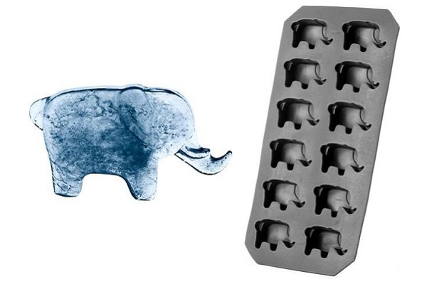 Elephant Shaped Ice-Cube Tray